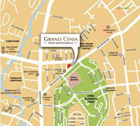 vicinity map grand cenia cebu